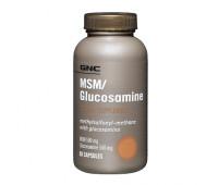 GNC MSM Glucosamine
