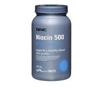 GNC Niacin 500