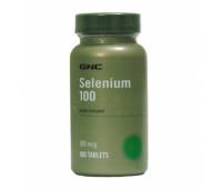 GNC, Selenium 100 mcg