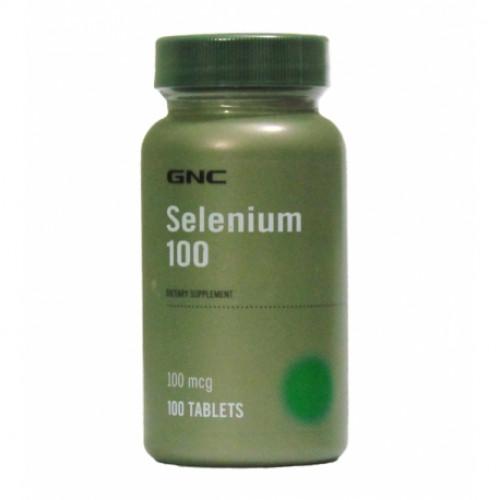 Фото GNC, Selenium 100 mcg