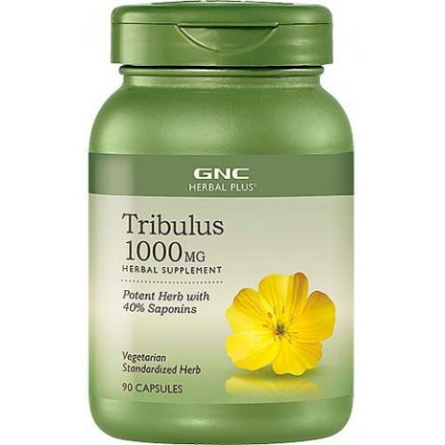 Фото GNC Tribulus 1000 mg, повышающие тестостерон