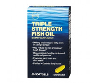 GNC Triple Strength Fish Oil 1500
