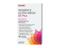 GNC Women`s Ultra Mega 50 Plus