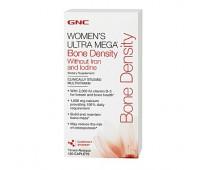 GNC Womens Ultra Mega Bone Density Without Iron and Iodine