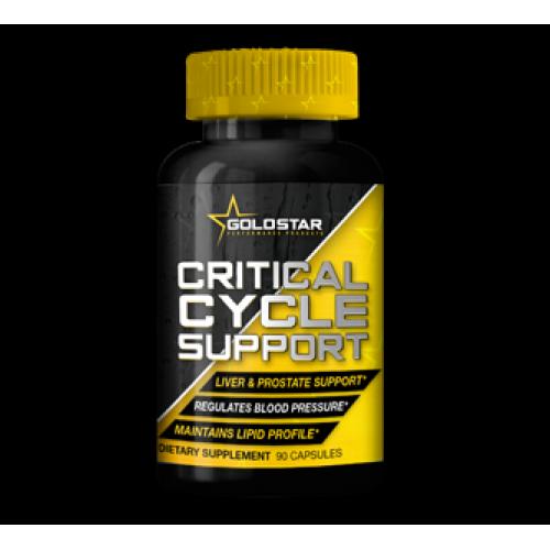 Фото Gold StarCritical Cycle Support, бустер тестостерона