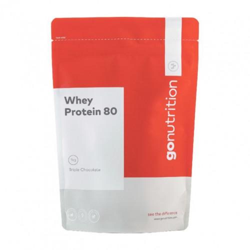 Фото Go Nutrition Whey Protein 80, протеин