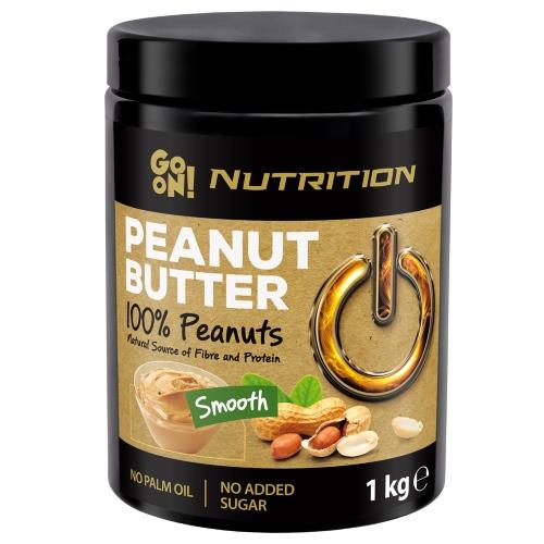 Фото Go On Nutrition Peanut Butter, арахисовая паста без сахара