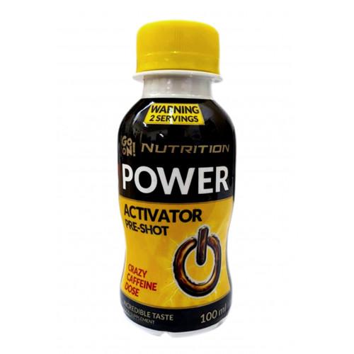 Фото GoOn Nutrition Power Activator, жидкий энергетик