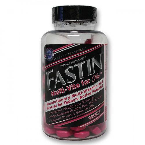 Фото Hi-tech pharma Fastin Multivite, мультивитамины