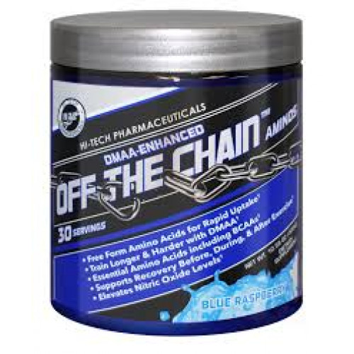 Фото Hi-tech pharma Off the Chain, предтренировочный с аминокислотами