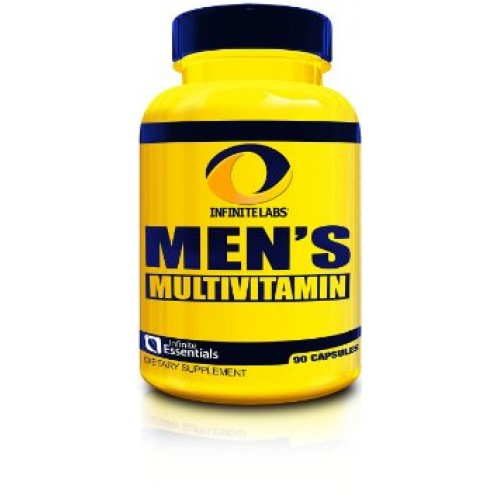 Фото Мужские витамины Infinite Labs Men`s Multivitamin