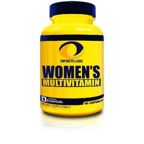Фото Infinite Labs Women's multivitamin, Женские витамины