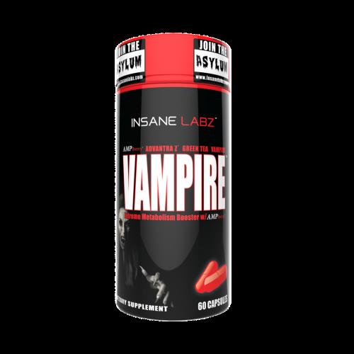 Фото Insane Labz Insane Vampire, жиросжигатель на экстрактах