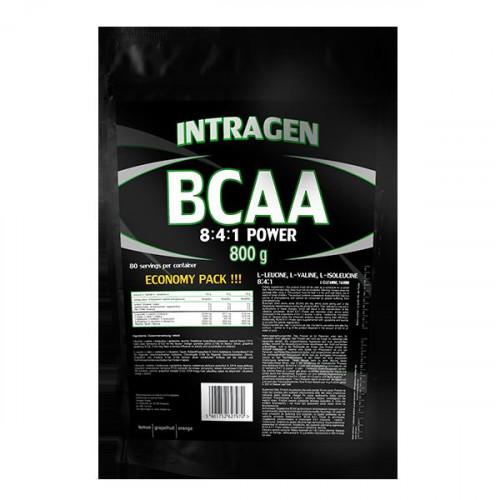 Фото Intragen BCAA 8:4:1, Аминокислоты