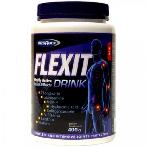 Фото Megabol Flexit, коллаген с глюкозамином