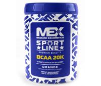 Аминокислоты MEX BCAA 20K