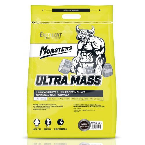Фото Monsters Ultra Mass, гейнер