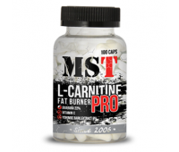 MST L-Carnitine PRO with Yohimbine