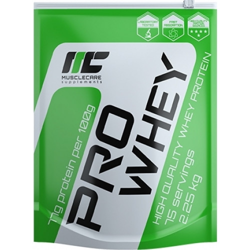 Фото Muscle Care Pro Whey, сывороточный протеин
