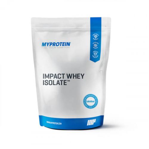 Фото MyProtein Impact Whey Isolate