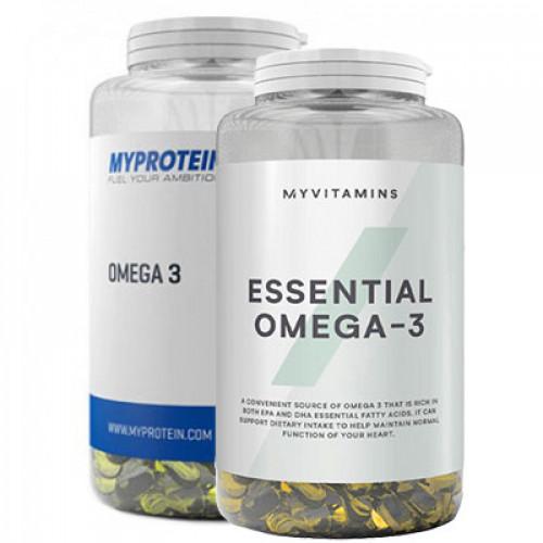 Фото Myprotein Omega 3