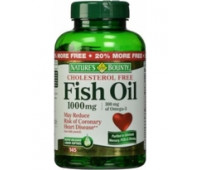 Nature`s Bounty Omega-3 1000mg