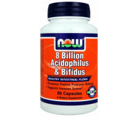 NOW 8 Billion Acidophilus & Bifidus