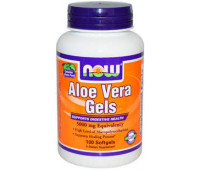 NOW Aloe Vera Gels 5000 mg