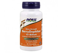 NOW Berry Dophilus 10 Billion