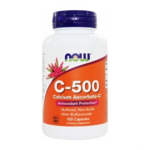 Фото NOW C-500, витамин С