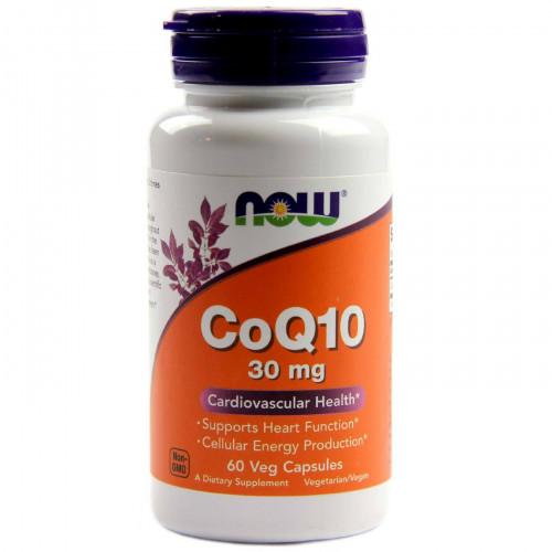 Фото NOW CoQ10 30 mg
