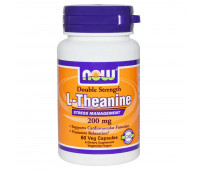 NOW Double Strenght L-Theanine