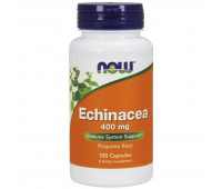 NOW Echinacea 400 mg