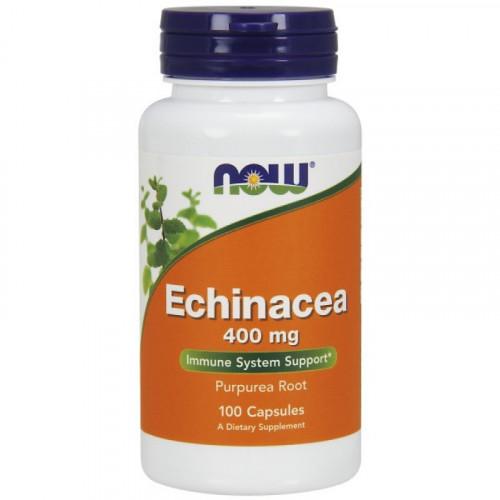 Фото NOW Echinacea 400 mg