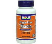 NOW Flush-Free Niacin 250