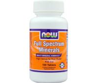 NOW Full Spectrum Minerals