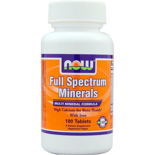 Фото NOW Full Spectrum Minerals, минералы