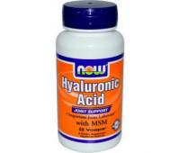 NOW Hyaluronic Acid 50 mg
