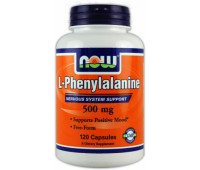 NOW L-Phenylalanine
