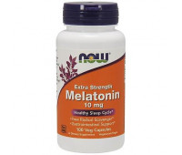 NOW Melatonin 10 mg extra strength