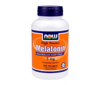 NOW Melatonin 5