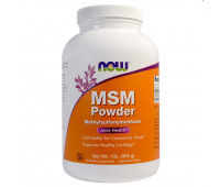 NOW MSM Powder