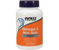 NOW Omega-3 Mini Gels