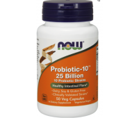 NOW Probiotic 10 25 Billion