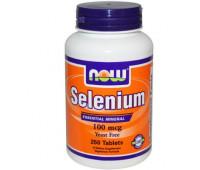 Now Selenium 100 mcg