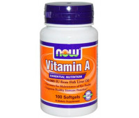 NOW Vitamin A 10,000 IU