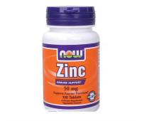 NOW Zinc 50 mg