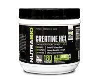 Nutrabio Creatine HCl