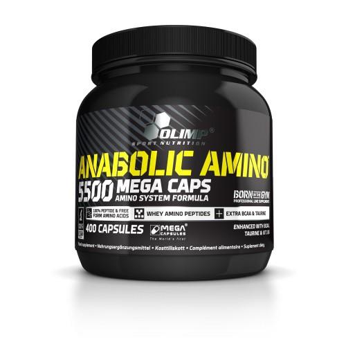 Фото Olimp Labs Anabolic Amino 5500, аминокислоты
