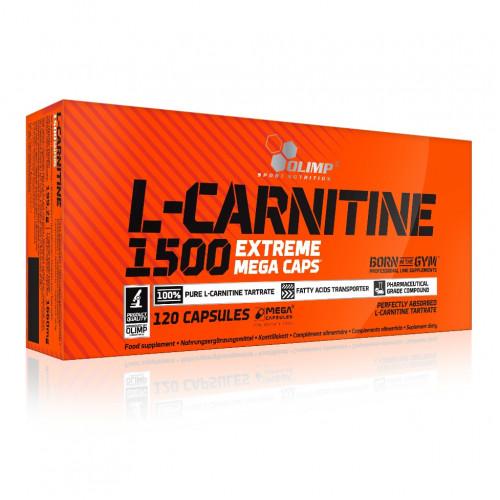 Фото Olimp L Carnitine 1500 Extreme Mega Caps